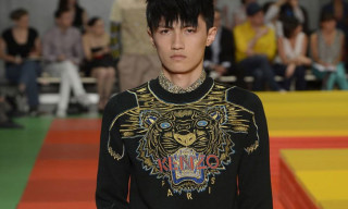Kenzo Spring/Summer 2013 Collection