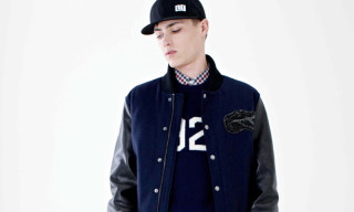 Lacoste L!VE Fall/Winter 2012 Lookbook