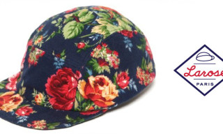Larose Paris – 5-Panel Caps Made in France