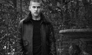 Louis W. for A.P.C. Fall/Winter 2012 Collection Preview