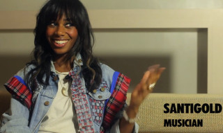 Video: Visions of Visionaries with Santigold