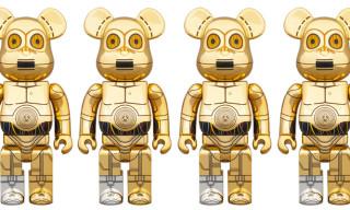 Medicom x Star Wars 400% C-3PO Bearbrick
