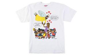 Mishka 'Gold Digger Black Bart' Tee Shirt