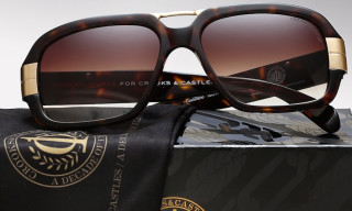 Mosley Tribes x Crooks & Castles 10 Year Anniversary Sunglasses
