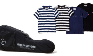 Neighborhood x fragment design T-Shirts & Guitar Case