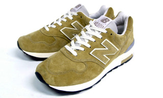 New Balance 1400 'Beige' Made in USA