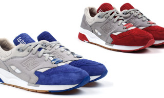 "The Boylston Trading Company x New Balance 1600 ""Liberty, Justice & Freedom"" Pack"