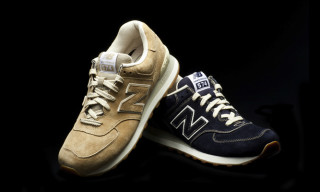New Balance 574 Fall 2012 'Pigskin Suede Pack'