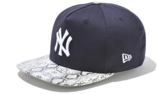 New Era Snake Visor Snapback Caps