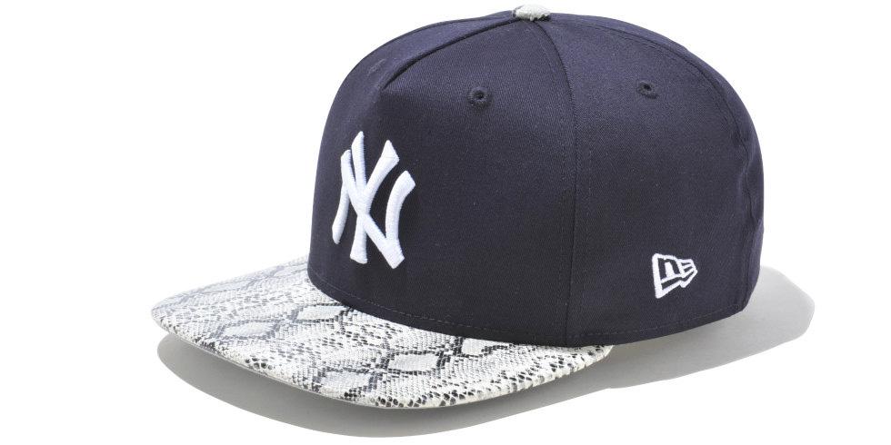 34263567c43 ... get new era snakeskin visor new york yankees snapback caps highsnobiety  5dbb4 f4a37