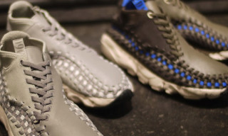 Nike Air Footscape Woven Chukka Fall 2012