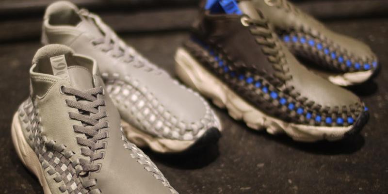 Nike Air Footscape Woven Chukka Fall 2012 Highsnobiety lovely