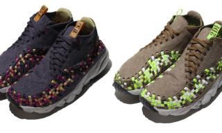 Nike Air Footscape Woven Chukka Wool Pack Fall/Winter 2012