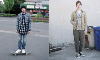 nonnative Fall/Winter 2012 Lookbook