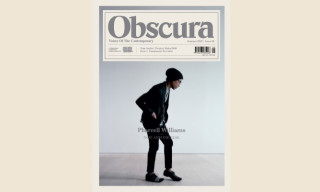 Obscura Magazine Summer 2012 Issue – Pharrell Williams in Undercover
