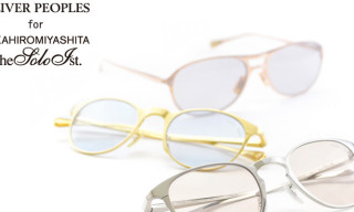 Oliver Peoples for TAKAHIROMIYASHITA TheSoloist 3rd Collection