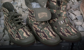Billionaire Boys Club x Palladium Boots