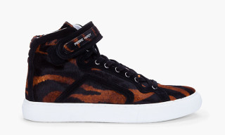 Pierre Hardy Animal Pack – Tiger Print & Leopard Print Sneakers