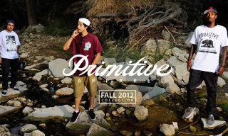 Primitive Fall 2012 Collection Lookbook