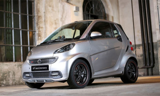 smart fortwo BRABUS 10th Anniversary Edition