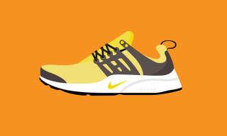 The Best Nike Sneakers by Decade Prints by Stephen Cheetham