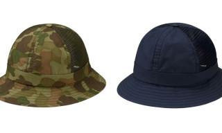 Supreme Side-Mesh Bell Hats