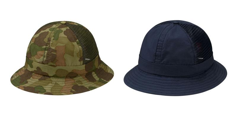 Supreme Side-Mesh Bell Hats | Highsnobiety
