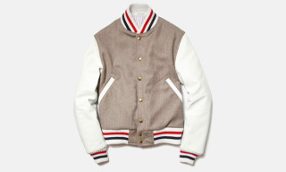 Thom Browne Varsity Jacket Fall/Winter 2012