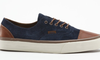 Vans California Era Brogue CA Fall 2012