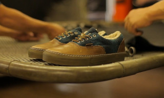 eb6ba9e6f3 Vans x Horween Leather Company Sneaker Collection