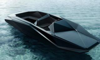 Zaha Hadid 'Z' Boat
