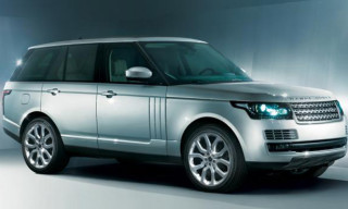 2013 Range Rover – A First Look