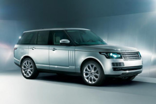 2013 Range Rover Luxury SUV