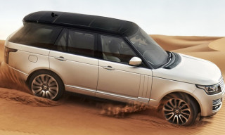 2013 Range Rover – A More Detailed Look