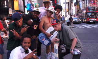 Noisey Spends 24 Hours with Odd Future in NYC – Part 1