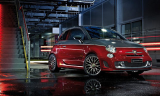 Fiat Abarth 595 Turismo and 595 Competizione
