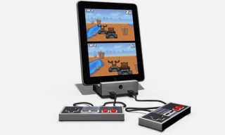 'GameDock' Turns Your iOS Device Into A Retro Game Console