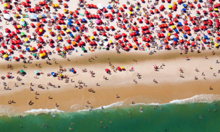 Gray Malin Aerial Photography Series 'A La Plage'