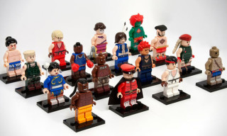 Julian Fong for LEGO Street Fighter Edition