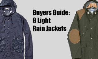 Buyers Guide: 8 Light Rain Jackets