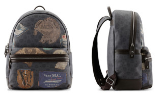 MCM Vintage Trunk 'Vasco' Backpack