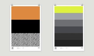 MSTRPLN® Minimal Sneaker Prints
