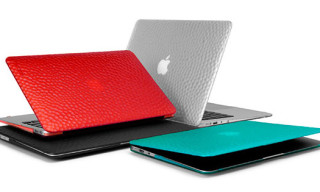 Incase Hammered Hardshell Case for MacBook Air