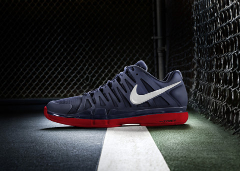 First debuting in Australia at the beginning of the year, the Nike Zoom  Vapor 9 Tour has quickly become one of the most iconic tennis shoes ever  created.