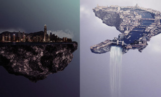 Reinhard Krug 'Islands: Floating Cities' Prints