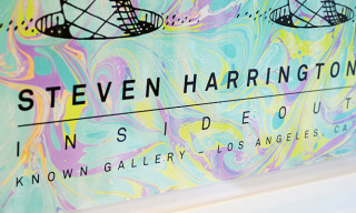 Steven Harrington's Solo Show 'Inside Out'