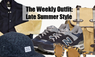 The Weekly Outfit: Late Summer Style