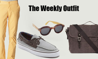 The Weekly Outfit – A Life Aquatic
