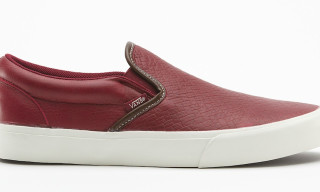 Vans California Slip-On CA 'Braided' Pack Fall 2012