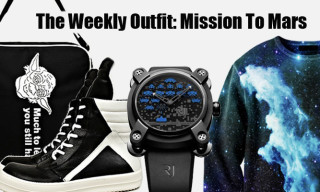 The Weekly Outfit: Mission To Mars